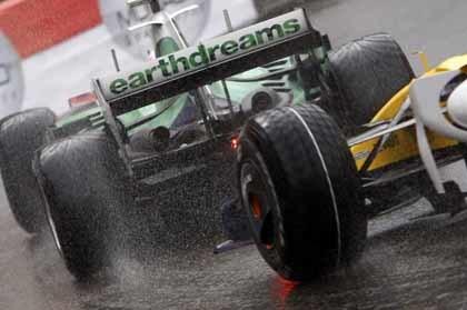 La lluvia también podría afectar al GP de Canadá