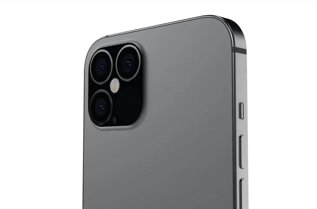 El iPhone 12 Pro Max aparece en un 'render': 6,7 pulgadas, 'notch' más estrecho y bordes planos