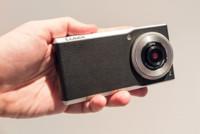 Panasonic Lumix CM1, toma de contacto