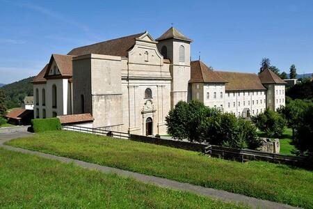 Abadia Suiza Tete Du Moine