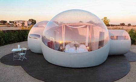 Habitacion Burbuja Toledo