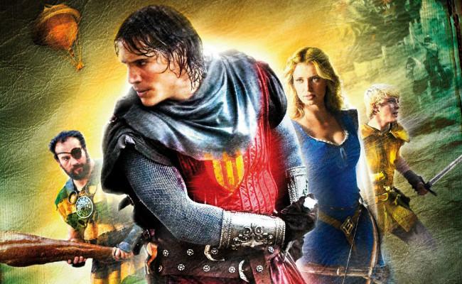 Capitan Trueno Poster