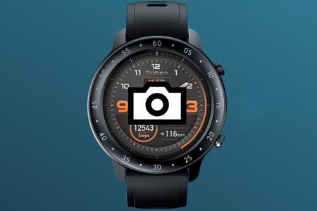 Cómo hacer capturas de pantalla en un smartwatch Wear OS