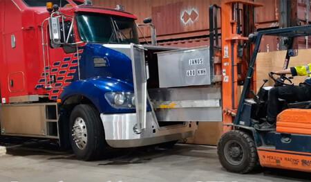 Retrofit para camiones e intercambio de baterías: la propuesta que quiere revolucionar el transporte por carretera