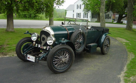 Bentley 3 litros