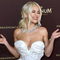Rita Ora se convierte en Kim Kardashian para hacer su aparición en el Festival de Cannes