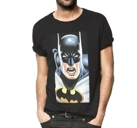 Camiseta Batman Zara