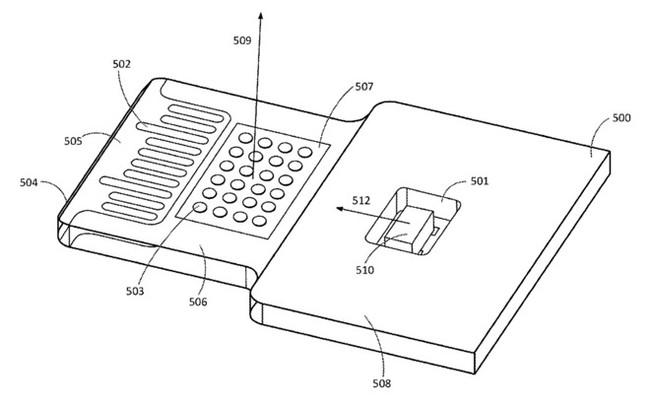 Patente Apple™ Cables Luces