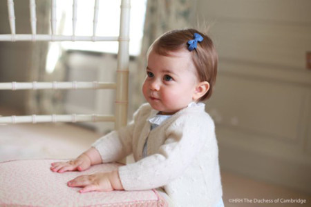 Princesa Charlotte Cambridge Retratos Cumpleanos 2016 3
