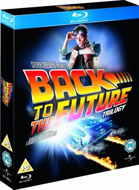 Pack Regreso Al Futuro, en Blu-ray, por 11,96 euros