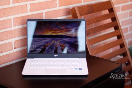 LG Gram (14Z950), análisis: ¿puede un portátil de menos de un kilo darnos potencia y autonomía?