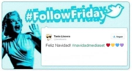 #FollowFriday de Poprosa: el espíritu navideño inunda a las celebrities