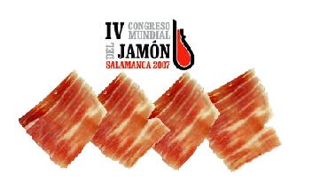 IV Congreso Mundial del Jamón Salamanca 2007
