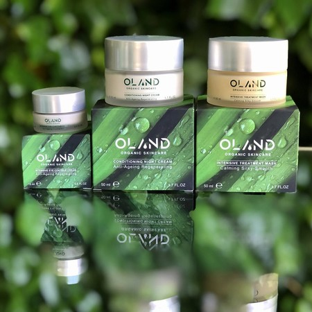 Probamos algunos imprescindibles ideales para la piel seca de OLAND, marca de cosmética anti-ageing, orgánica y vegana