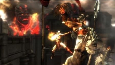 'God of War III' es demasiado violento para Internet, según Sony