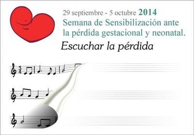 Globos para el recuerdo 2014: sensibilización ante la pérdida gestacional y neonatal