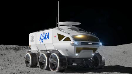 ¡Toyota se va a la luna! Desarrollarán un explorador lunar para 2030, llevando consigo a dos astronautas