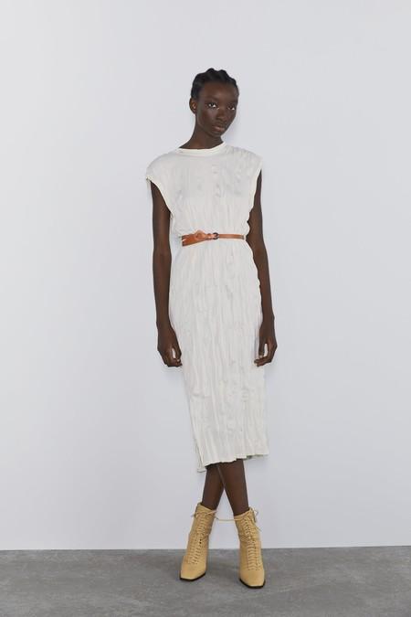 Vestidos Arrugados Zara 5