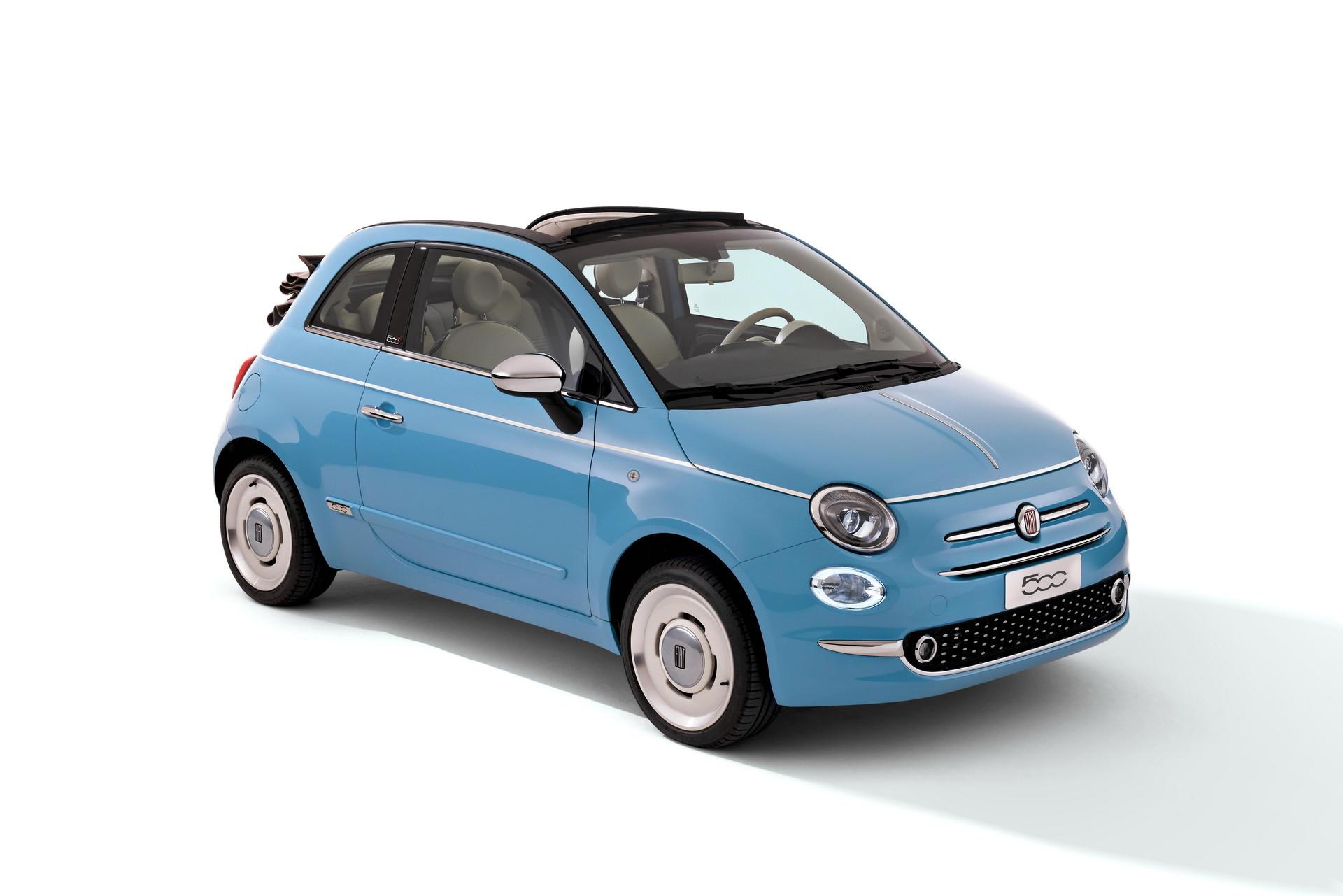 Foto de Fiat 500 Spiaggina 58 (10/17)