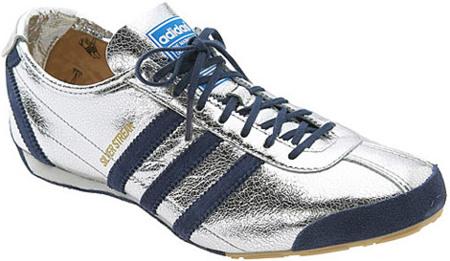 Adidas Silver Streak De Luxe
