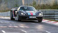 Porsche 918 Spyder: 6:57 minutos en Nordschleife