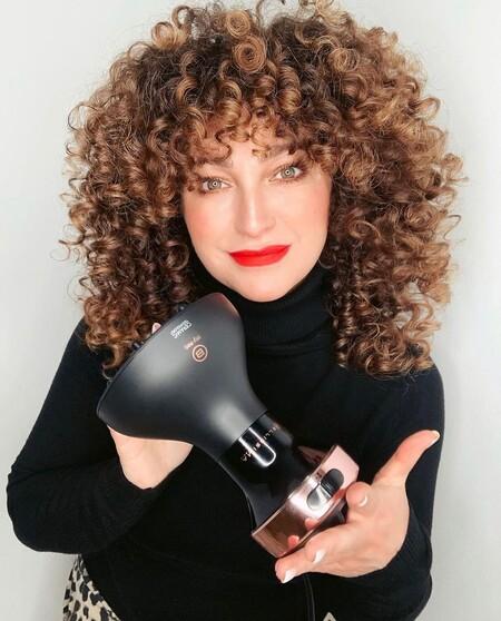 El secador de pelo Bellissima Diffon My Pro, el que adoran las seguidoras del método curly, más barato que nunca en Amazon y El Corte Inglés
