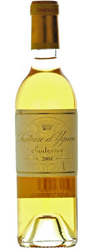 milessime-2004 Chateau Yquem