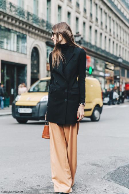 Pfw Paris Fashion Week Fall 2016 Street Style Collage Vintage Stella Mccartney Giorgia Tordini