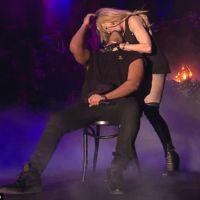 Los besos de Madonna no gustan a todos, ¿verdad Drake?