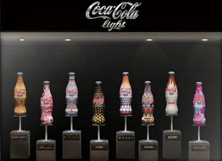 Coca-Cola light, edición Tribute to Fashion