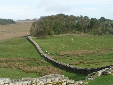 El Muro de Adriano: un muro fronterizo que habría hecho las delicias de Donald Trump