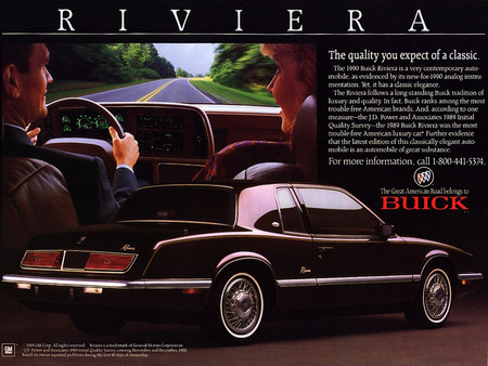 Buick Riviera 1990
