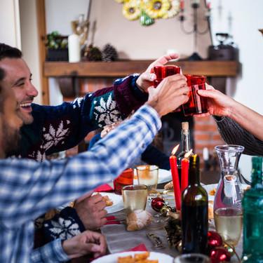En Navidad, estos son los alimentos que puedes consumir sin miedo a engordar