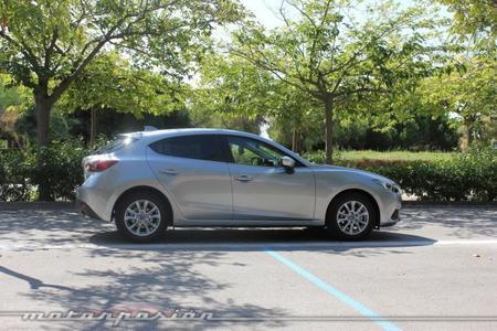Mazda3 2013, precios en España