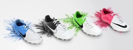 The Nike Clash Collection, las botas que calzarán los mejores jugadores del mundo en la Eurocopa 2012