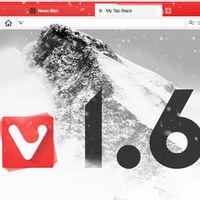 Vivaldi 1.6 ya está aquí con nuevas notificaciones y edición de nombres para las pestañas