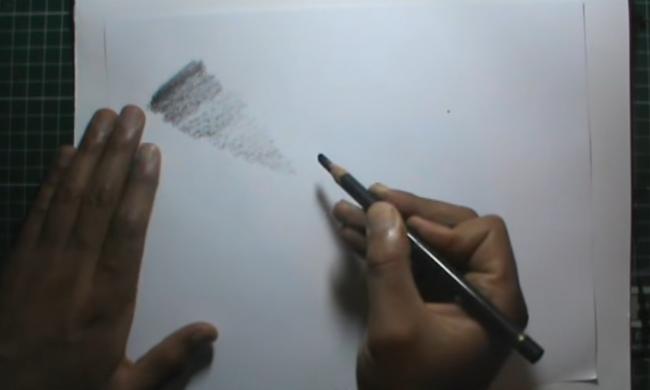 Tecnicas De Ilustracion Cap 1(uno) El Carboncillo Youtube