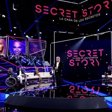 'Secret Story': Sofía Cristo y Luis Rollán abandonan la convivencia de 'La casa de los secretos' el día de su estreno