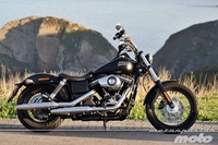 Harley Davidson DYNA Street Bob, prueba (valoración, ficha técnica y galería)