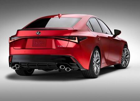 Lexus Is 500 F Sport Performance 2022 1600 0b
