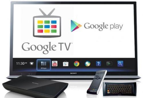 AdiósGoogleTV,¿holaAndroidTV?