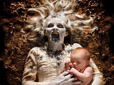 Joshua Hoffine, fotografías sacadas desde tus peores pesadillas