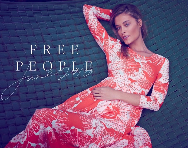 Free People Junio 2016