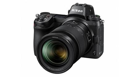 Nikon Z7 24 70 Mm