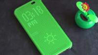Cortana y las carcasas Dot View se llevan bien en el HTC M8 for Windows