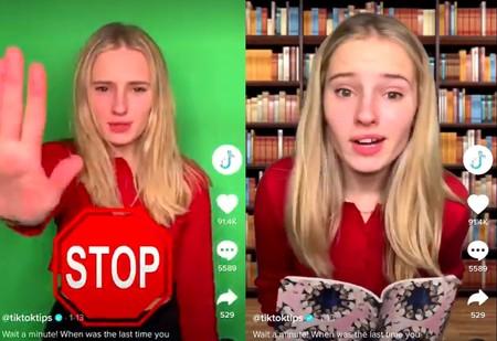 """""""Stop scrolling!"""": TikTok está invitando a sus usuarios a cerrar la aplicación y salir a la calle"""