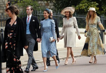 Madre De Kate Middleton
