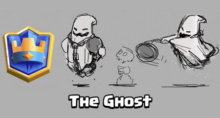 Clash Royale: el Fantasma, misiones, modos, Clan Wars y lo que sabemos de la nueva actualización