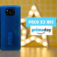 Poco X3 NFC de 128GB, un móvil 'gaming' de Xiaomi con 120Hz, por menos de 150 euros durante el Prime Day de Amazon
