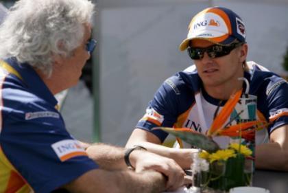 Heikki Kovalainen podría acabar en McLaren